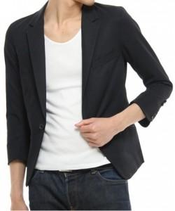 ジャケット ファッション