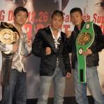 プロボクサー亀田三兄弟の現在、次回の試合予定は?国内で試合不可?